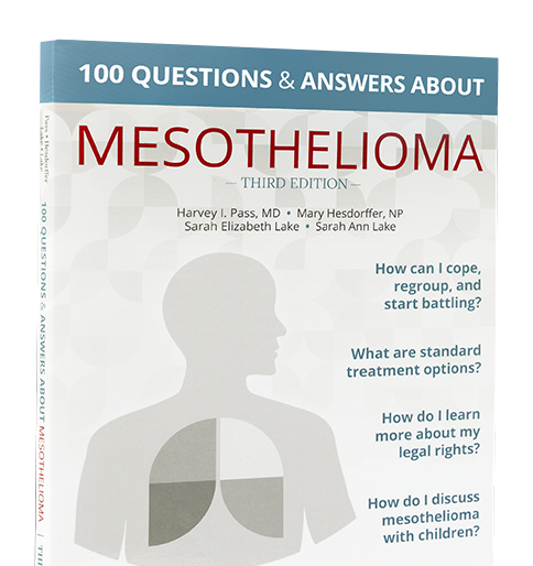 cover of the Free Mesothelioma Book